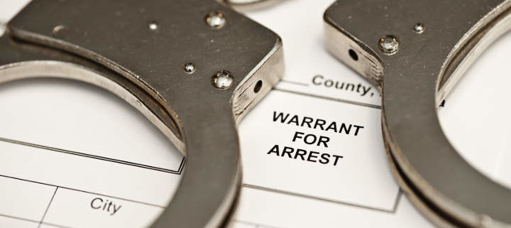 Arrest Warrant Or Bench Warrant