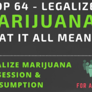 Infographic - Prop 64 Highlight