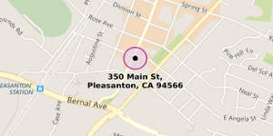 Pleasanton Law Office Location