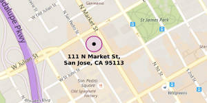 San Jose Law Office Location