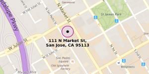 San Jose Law Office Location